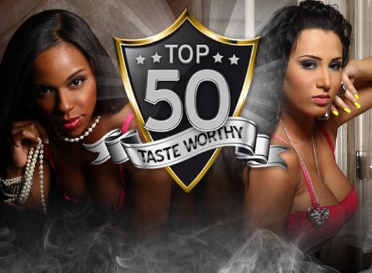 Model Contest: Top 50 Taste Worthy