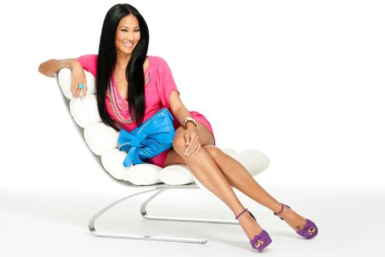 Kimora Lee Simmons: Putting Her Fabulosity Stamp on Justfab.com